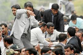 Irán desmiente que una explosión cerca del coche de Ahmadineyad fuera un atentado