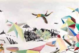 'Flipanins.2', exposición de Cati Cànoves en Sa Màniga