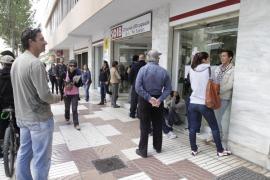 Balears cerró 2015 con 102.800 parados y una tasa de paro del 17 %