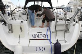 De Eivissa a Santo Domingo en velero