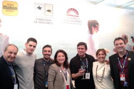 Mallorca y Menorca promocionan sus productos de calidad en Madrid Fusión