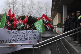 protestas Calvià