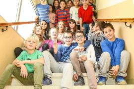 El colegio Balansat tiene las puertas 'más chulas'