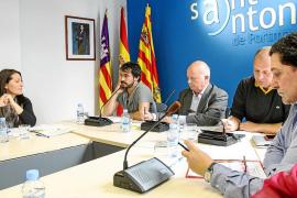 Sant Antoni niega que la plaza de Gallardo se pague con dinero de otros funcionarios