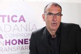 Muere José Luis Serrano, presidente del grupo Podemos en Parlamento andaluz