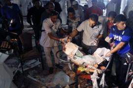 Al menos cuatro muertos tras el ataque contra una mezquita chií en Arabia Saudí