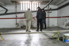 Vila asegura que la estructura del aparcamiento del Mercat Nou no está en peligro