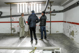 Los técnicos determinan que la estructura del Mercat Nou no está en peligro