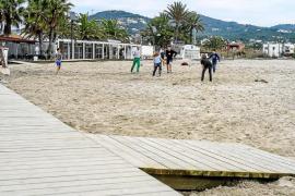 Eivissa padece el invierno más cálido y seco, con un déficit de lluvias de hasta el 99 %