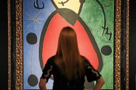 Miró, protagonista de una nueva velada de subastas en Londres
