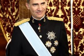 Felipe VI celebra su 48 aniversario en un momento trascendental para España