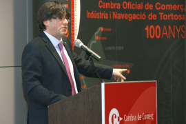 Puigdemont considera que el Rey, sobre el proceso catalán, no ha tenido una «neutralidad exquisita»