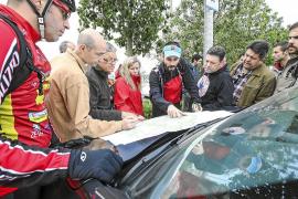 Una treintena de voluntarios sigue buscando a Bono once días después de su desaparición