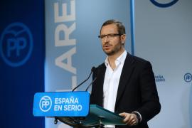 El PP acusa a Sánchez de ser el «primer secretario general que enfrenta a la militancia con la dirección» del PSOE