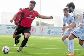El Formentera se queda sin gol en Alcúdia