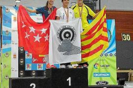 Tres medallas para la representación ibicenca
