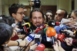 """Iglesias ve incompatible su programa con el de C's y el del """"comando Corcuera"""""""