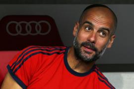 Pep Guardiola ficha por el Manchester City