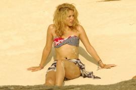 Shakira, de nuevo en Eivissa