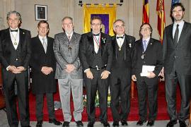 Inauguración en la Real Academia de Medicina