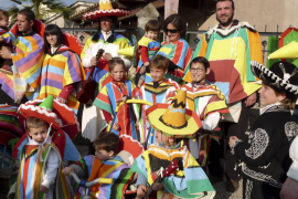 Carnaval en Inca
