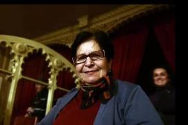Fallece a los 80 años María 'la Hierbabuena', una de  la figuras más populares del Carnaval de Cádiz