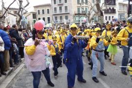 Carnaval en Sóller