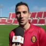 Óscar Díaz, feliz por 'subirse al tren' del Mallorca
