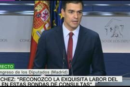 Sánchez: «Yo no soy Rajoy, yo voy en serio»