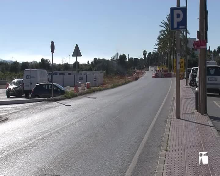 VÍDEO: El Consell d'Eivissa reabrirá al tráfico  la travesía de Jesús en Semana Santa