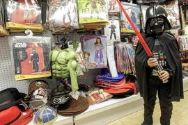Darth Vader derrota a Kylo Ren en Carnaval