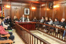"""Santa Eulària exige """"máxima celeridad"""" para la reforma de la carretera"""