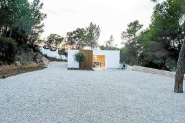 El primer crematorio de Eivissa, ubicado en Santa Eulària, abrirá sus puertas este lunes