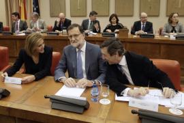 Rajoy da un «no» del PP a Sánchez cualquiera que sean los apoyos que tenga