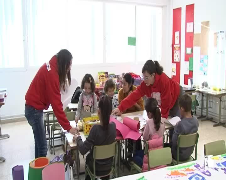 VÍDEO: El PSOE anuncia la escolarización «total» de los alumnos de Eivissa