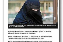 Detienen a una mujer que iba a pasar por Palma para reunirse en Siria con su marido yihadista