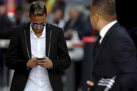 La madre de Neymar declarará desde Brasil