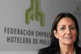 """Inma de Benito: """"La política turística debe tener el empleo como prioridad"""""""