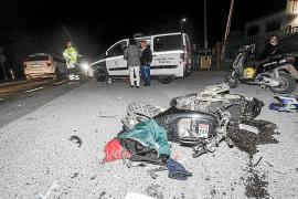 La Guardia Civil mantiene la búsqueda del coche que causó heridas graves a un joven