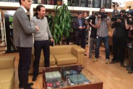 Iglesias avisa a Sánchez de que no negociará nada si no se decide por Podemos