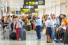 ACI destaca el crecimiento de pasajeros en el aeropuerto de Eivissa