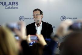 Rajoy: «Atenderemos a Sánchez como se merece, votaremos que no a su candidatura»