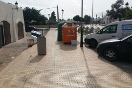El lunes se iniciará la última fase de las obras de mejora en la travesía de Sant Jordi