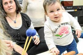 Bebés expertos en música