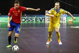 España, a cuartos de final como primera de grupo
