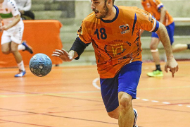 El HC Eivissa salva el empate