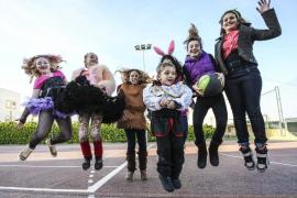 Los carnavales del CEIP Santa Gertrudis