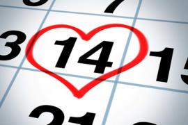 Entre San Valentín y el día de la amistad