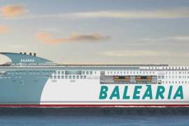Baleària baut modernes Schiff