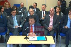 José Luis Pepote Ballester en el juicio caso nóos